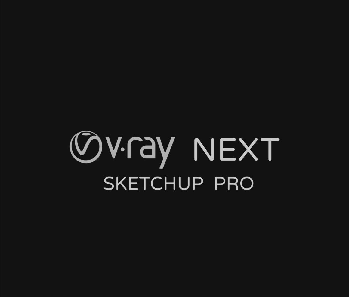 V-Ray NEXT dla Sketchup Pro Workstation -1 miesiąc