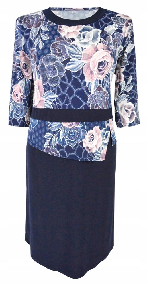 96c1d60f0 ELEGANCKA sukienka 2w1 BASKINKA (r. 48) - 7896709881 - oficjalne ...