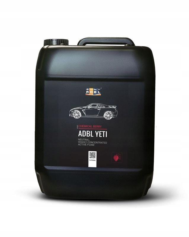 ADBL YETI CHEMICAL BERRY NEUTRALNA PIANA 5L