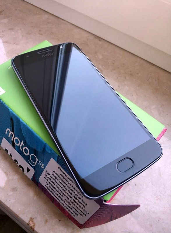 Motorola Moto G5s 32 GB__ gwarancja + gratis