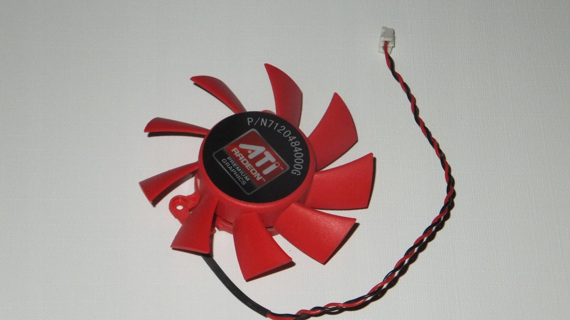 WENTYLATOR AMD NVIDIA FD7015H12S 65mm