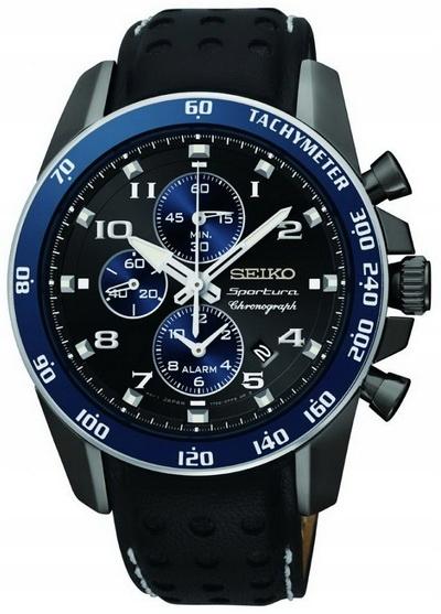 zegarek SEIKO Sportura SNAF37P1 GWARANCJA prezent