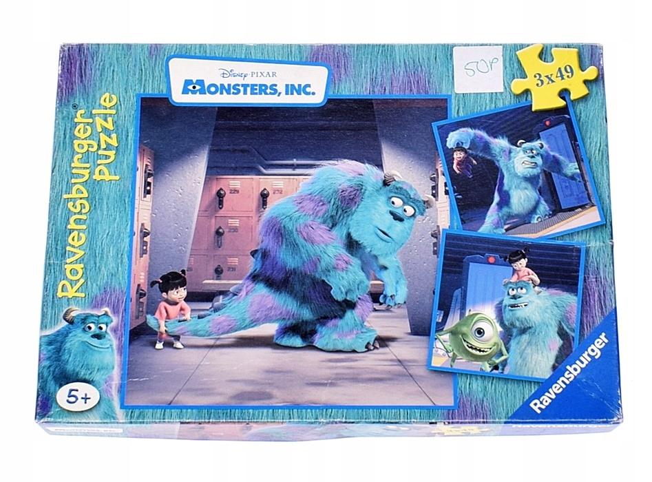 5761-34 .RAVENSBURGER DISNEY MONSTERS.. n#s PUZZLE