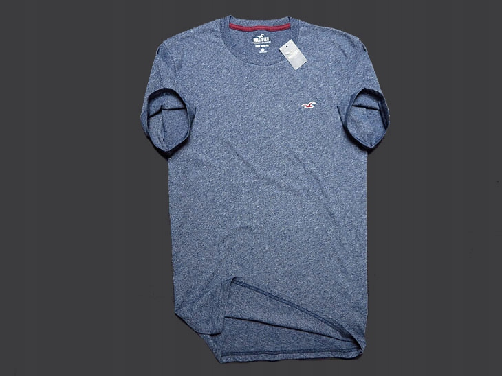 HOLLISTER __ MODERN DESIGN NEW T-SHIRT - L