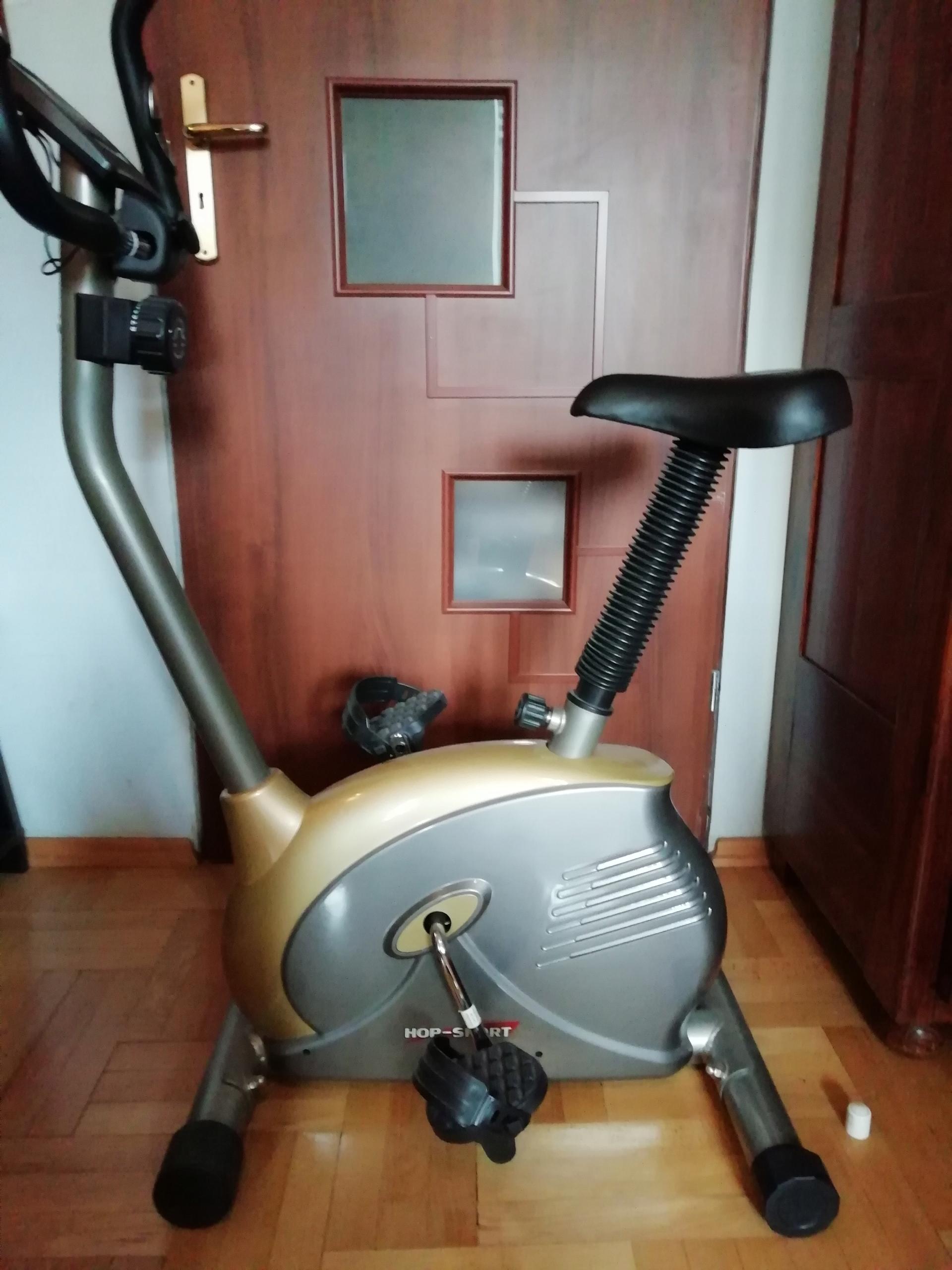 treningowy rower