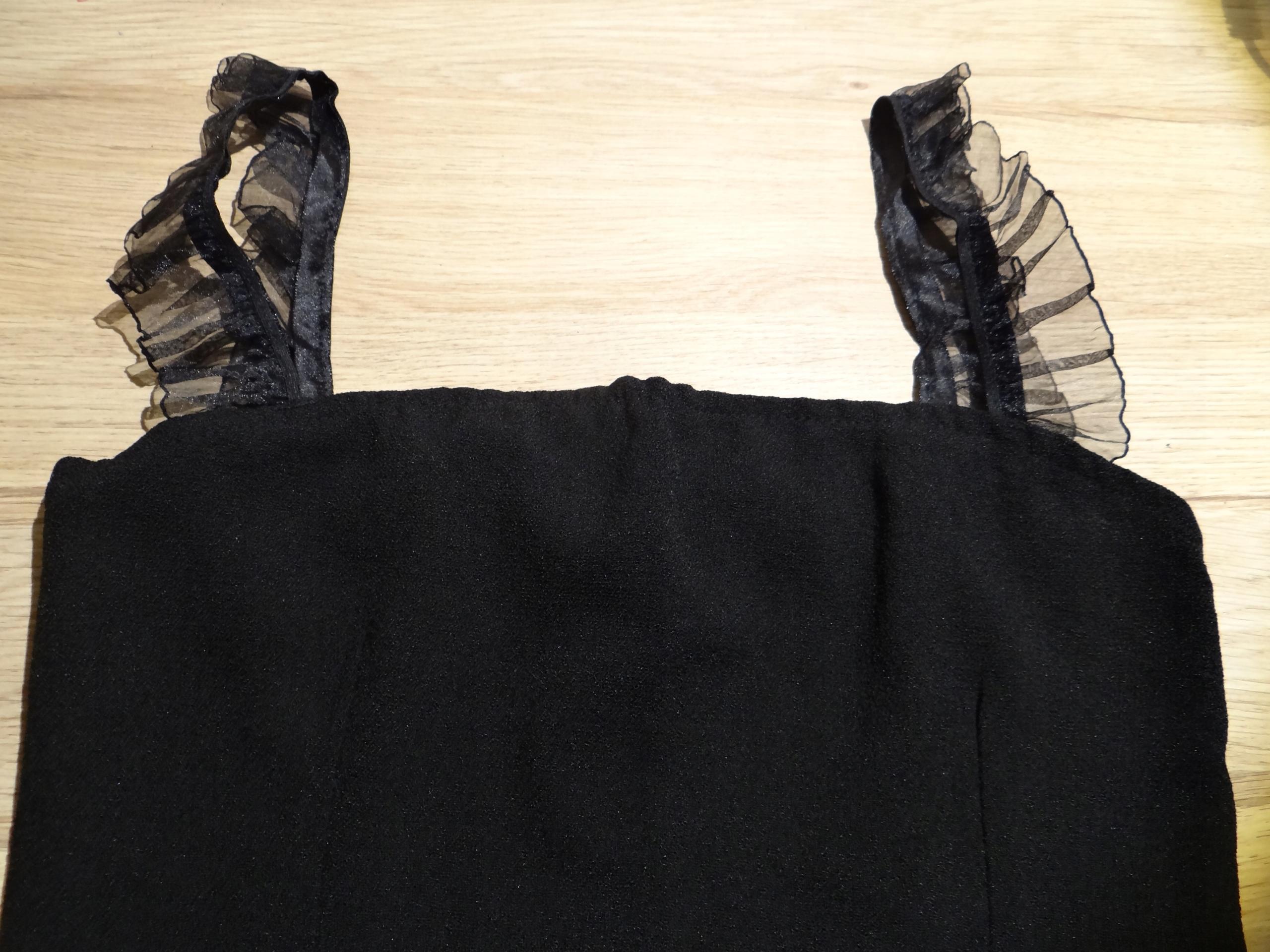 f0d98d78a5 Sukienka mała czarna midi 36   38 - OKAZJA- - 7728707838 - oficjalne ...