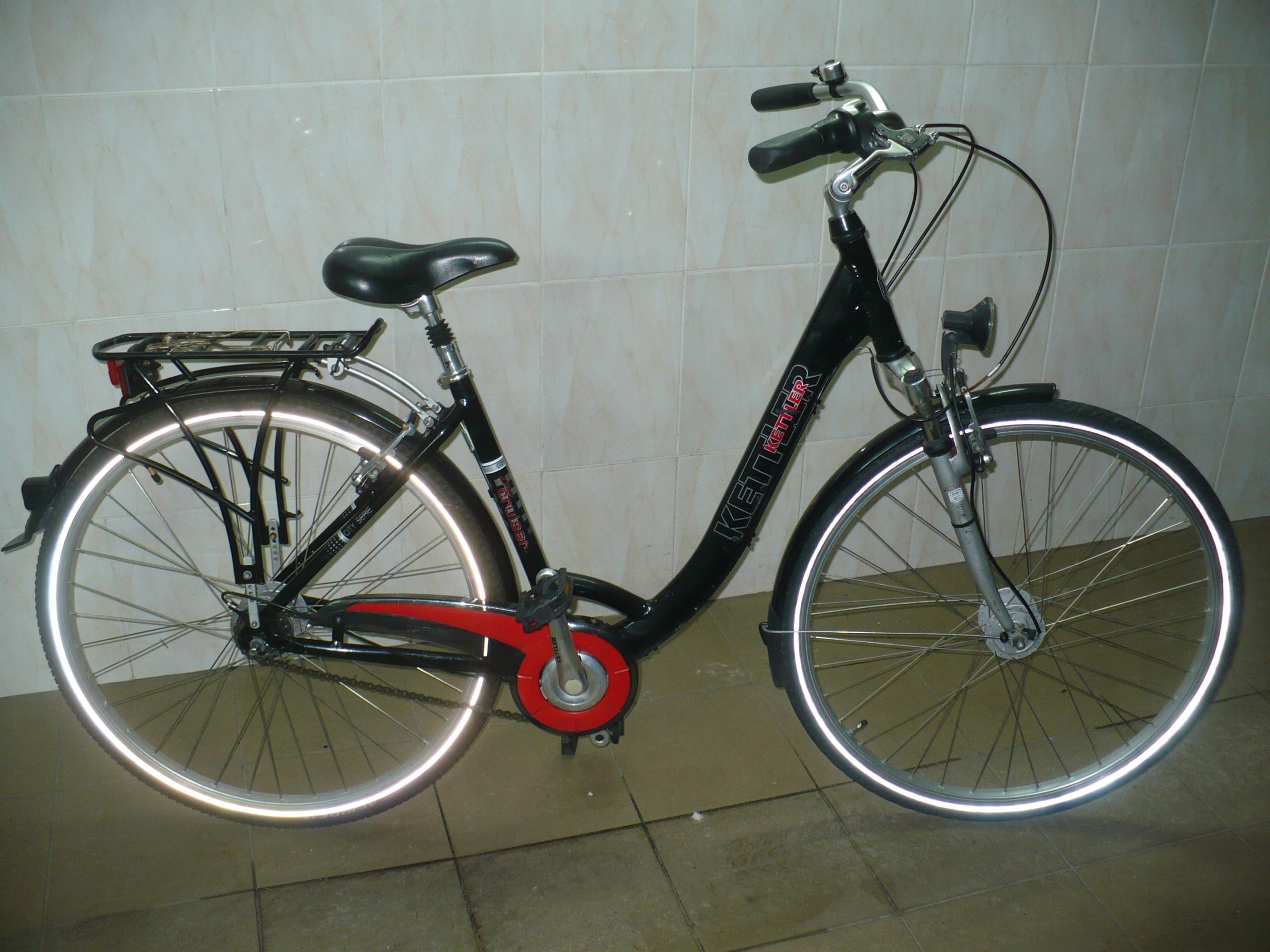 """Kettler, rower miejski, damka 28"""" 8 biegów"""