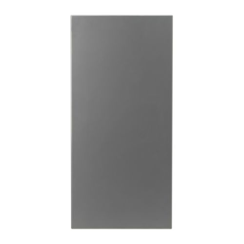 IKEA SPONTAN Tablica magnetyczna, srebrny 37x78 cm
