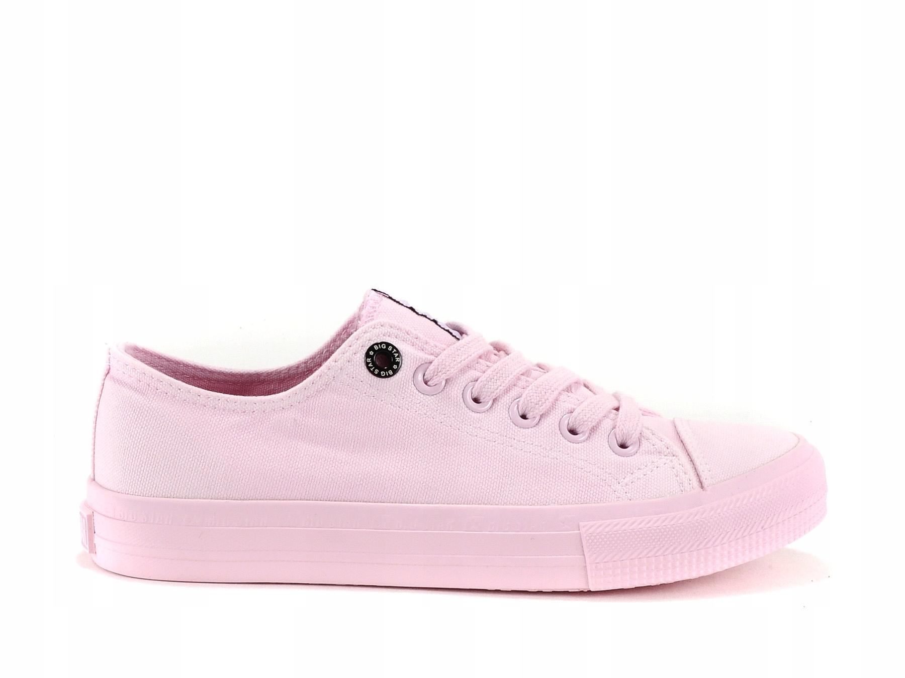 Buty Damskie Big Star DD274443 Pink (37)