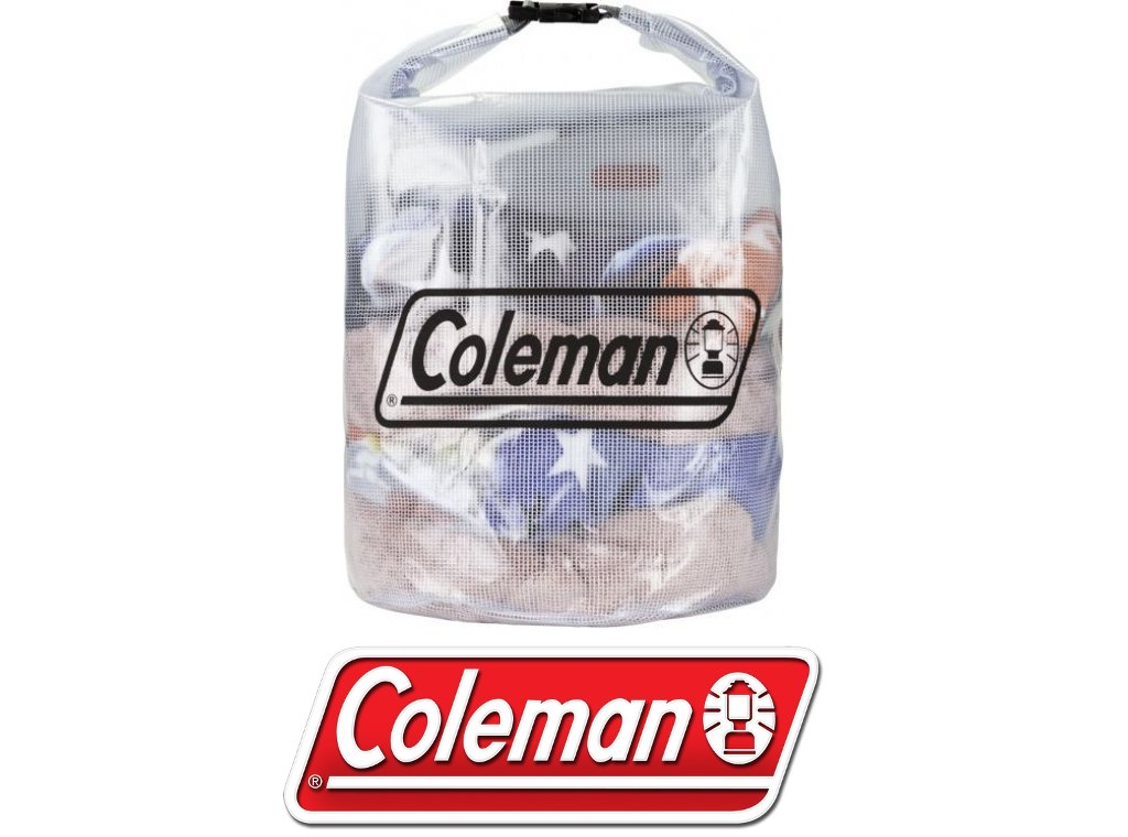 Coleman Dry Gear Bags 55L Worek Wodoszczelny
