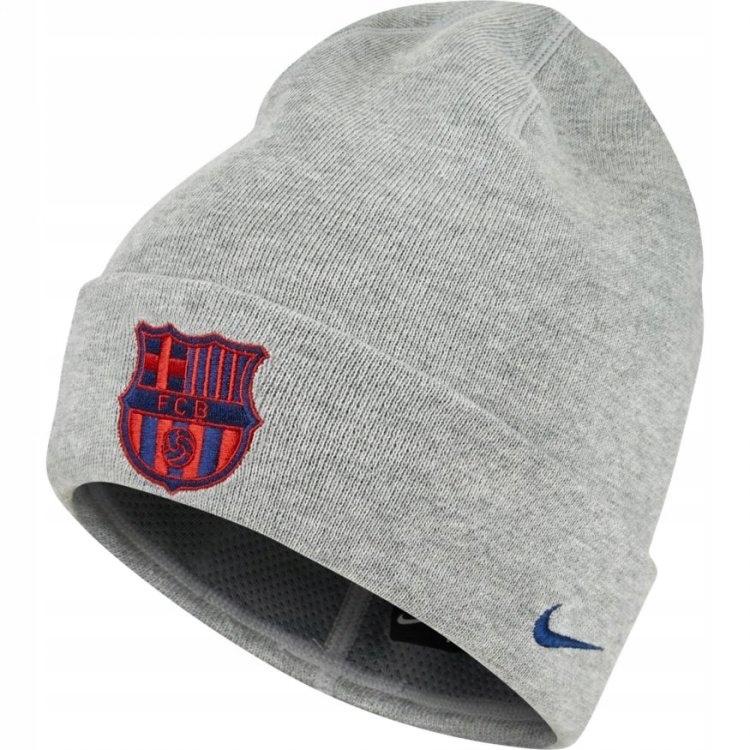 NIKE Czapka Zimowa FC Barcelona 829618-063 829618-