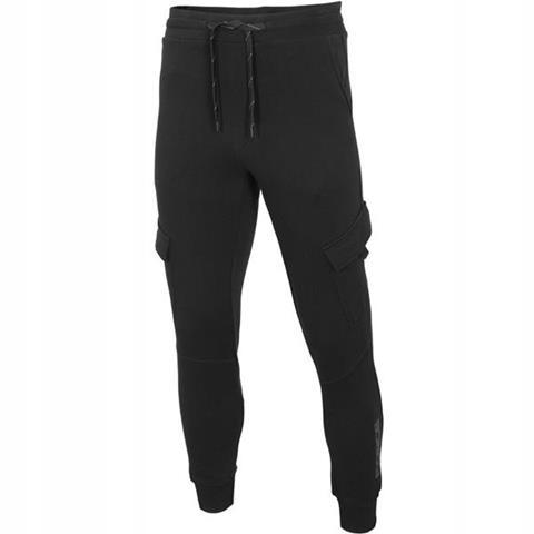 Spodnie męskie 4F H4L19 SPMD003 20S r. S czarne