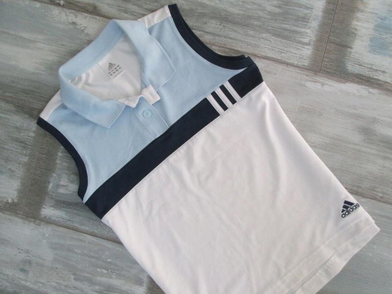 ADIDAS__bluzka koszulka do tenisa ___38/40