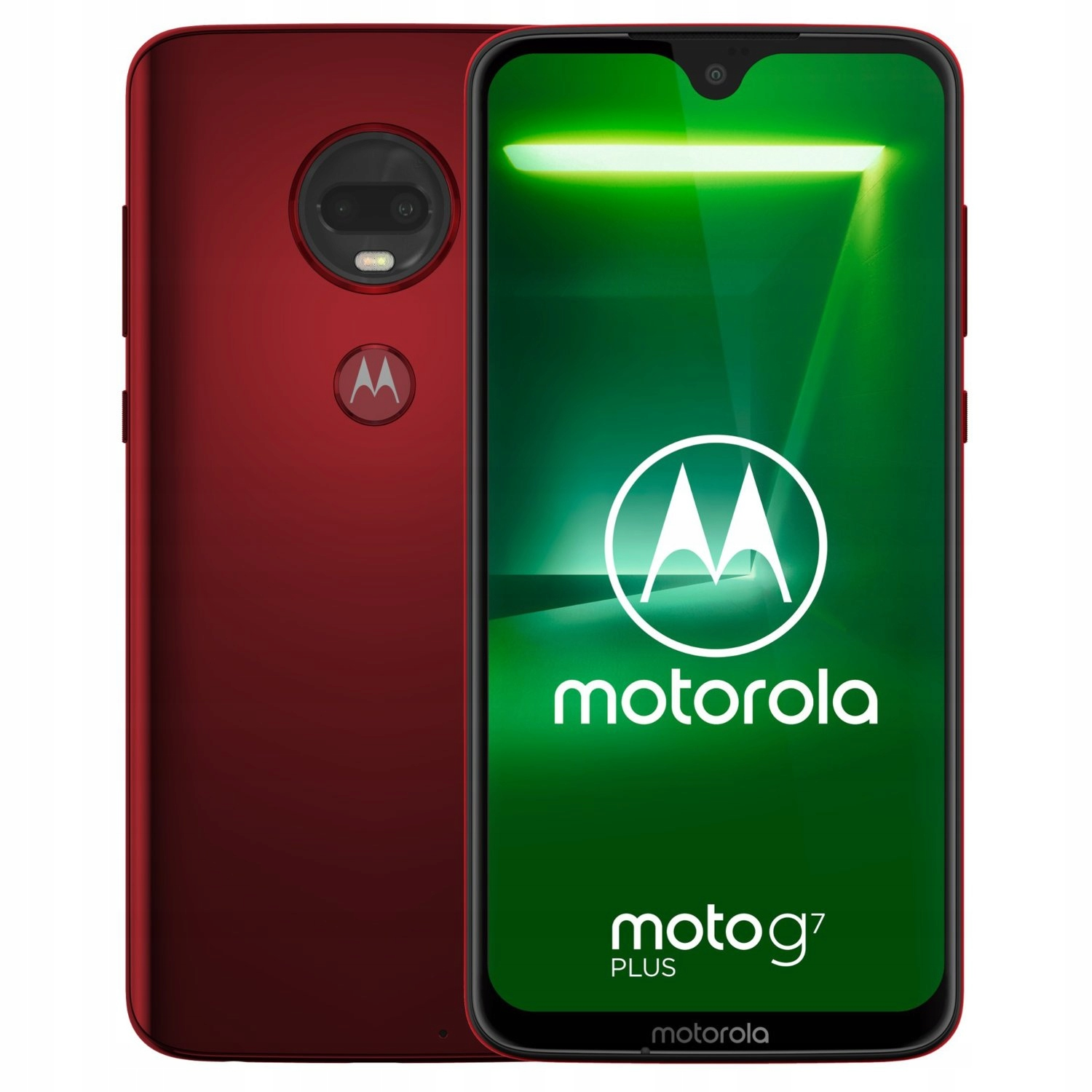 PETEL Motorola Moto G7 Plus 4/64GB Dual LTE Red GW
