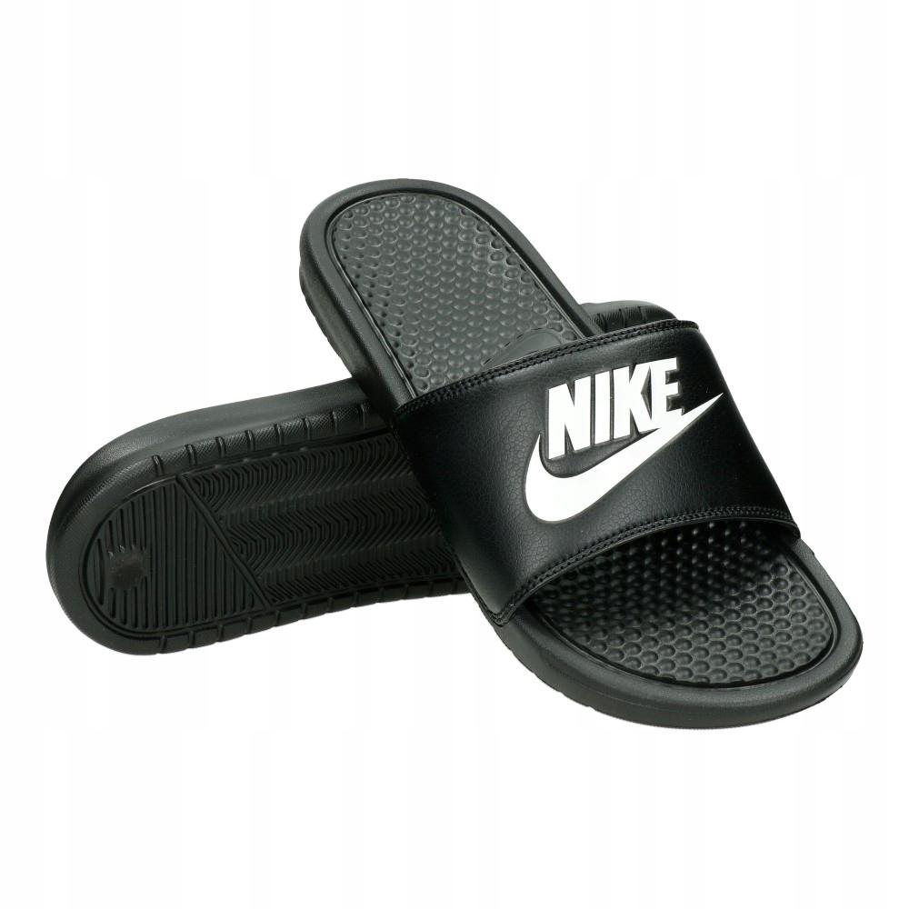 Klapki Nike Benassi Męskie 343880-090 r.46