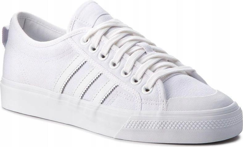 Adidas Buty damskie Nizza białe r. 39 13 (BZ0496
