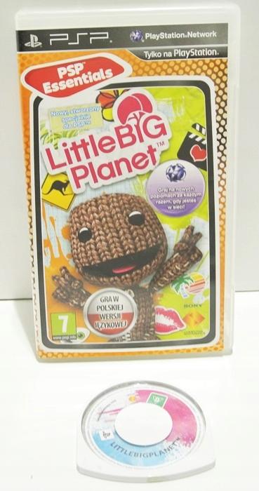 GRA PSP LITTLE BIG PLANET
