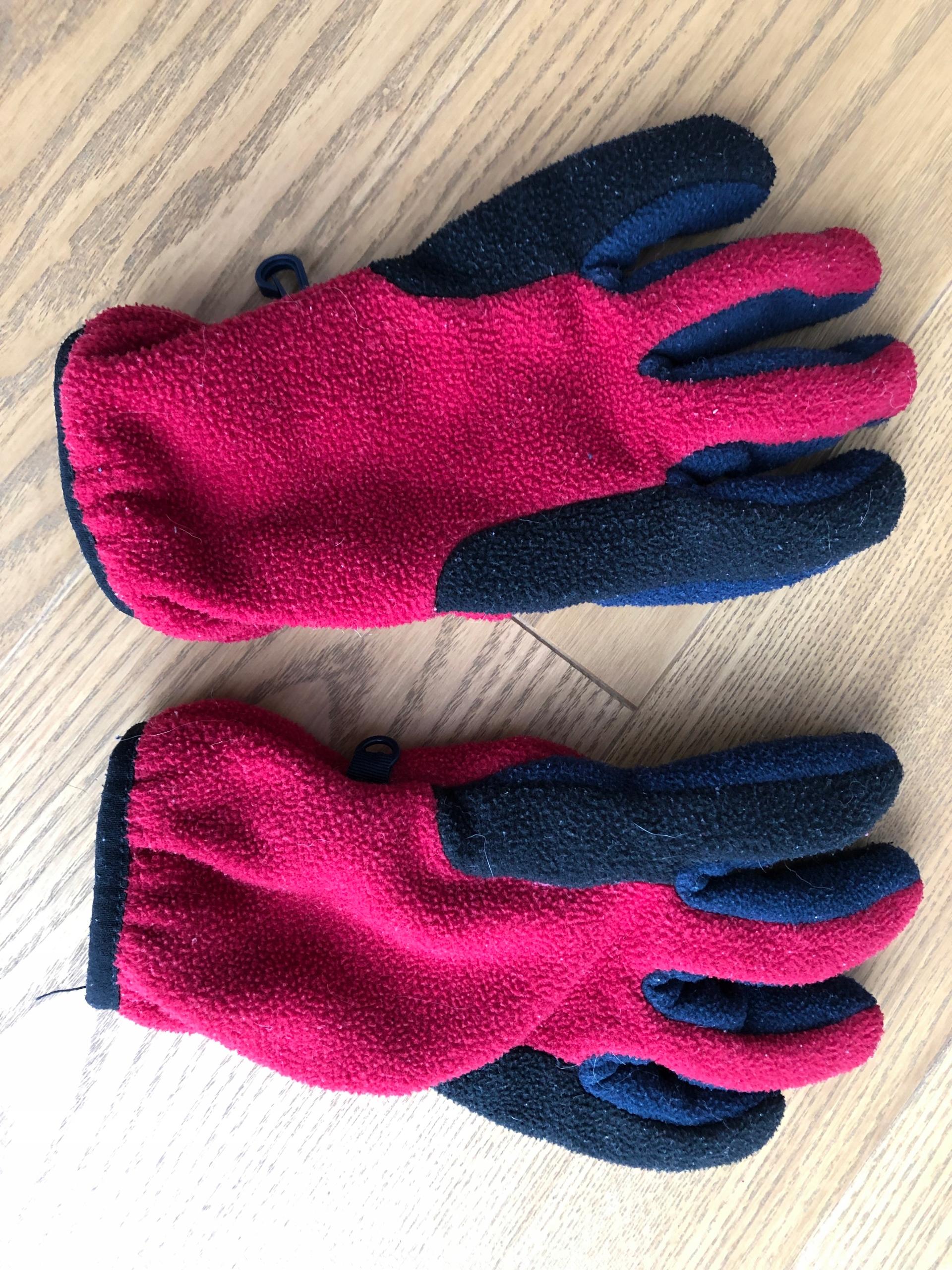 Gap Kids rękawiczki polarowe