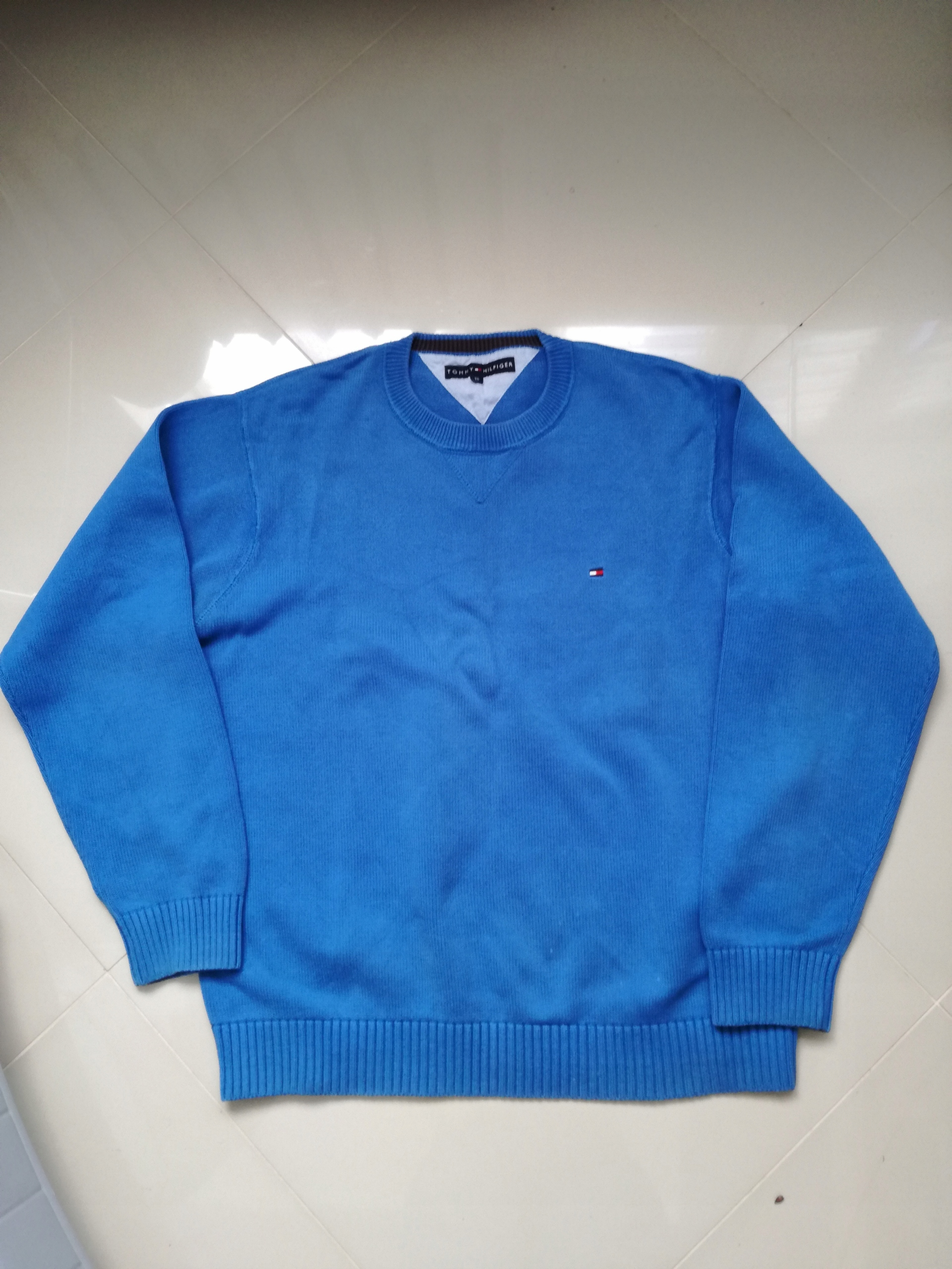 Sweter Tommy Hilfiger XL Polecam