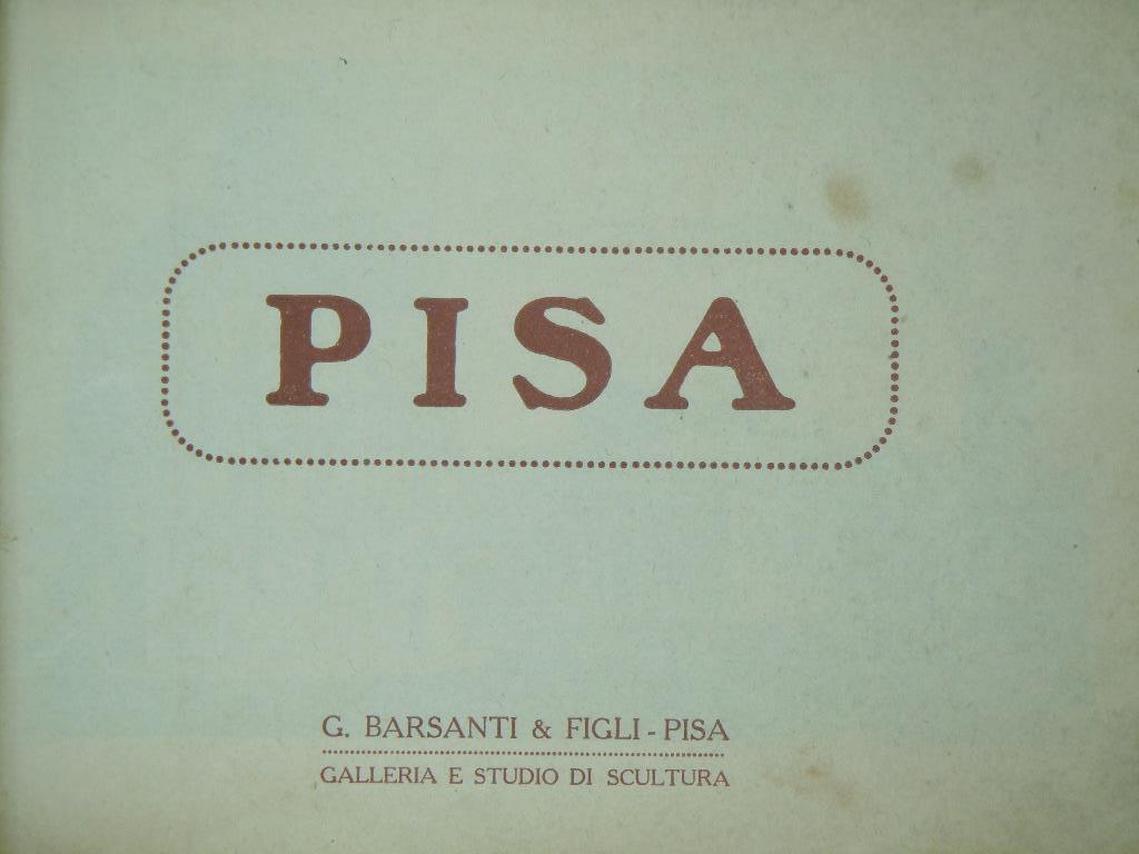 Barsanti Figli Pisa album