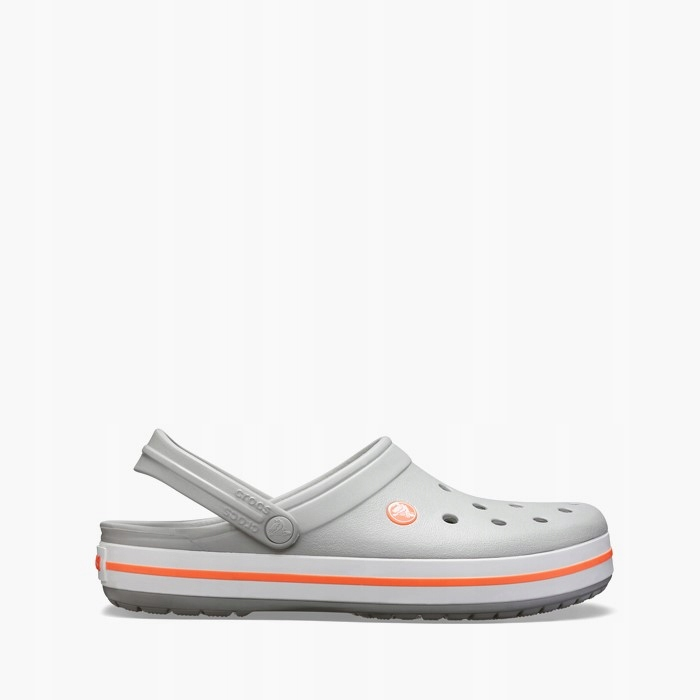 Klapki Crocs Crocband 11016 LIGHT GREY 38,5