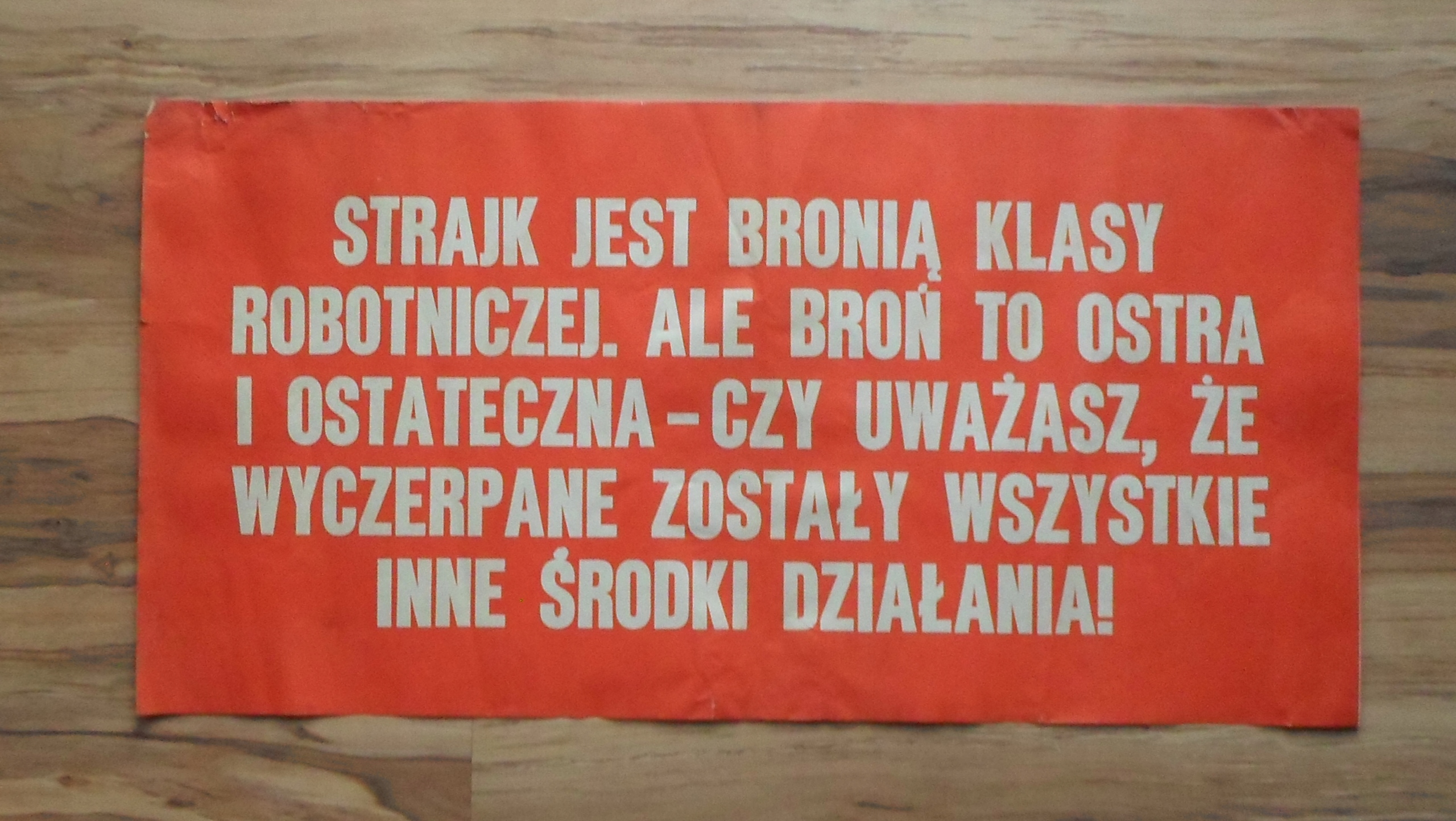 Stare Plakaty Literalne Pzpr U Orginały 7820519190