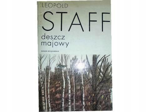 Deszcz Majowy Leopold Staff1978 24h Wys 7497799960