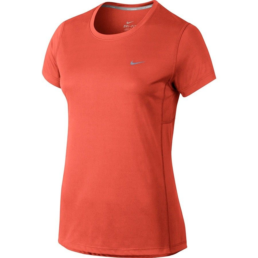 Koszulka Nike Miler 686911 842 - POMARAŃCZOWY; M