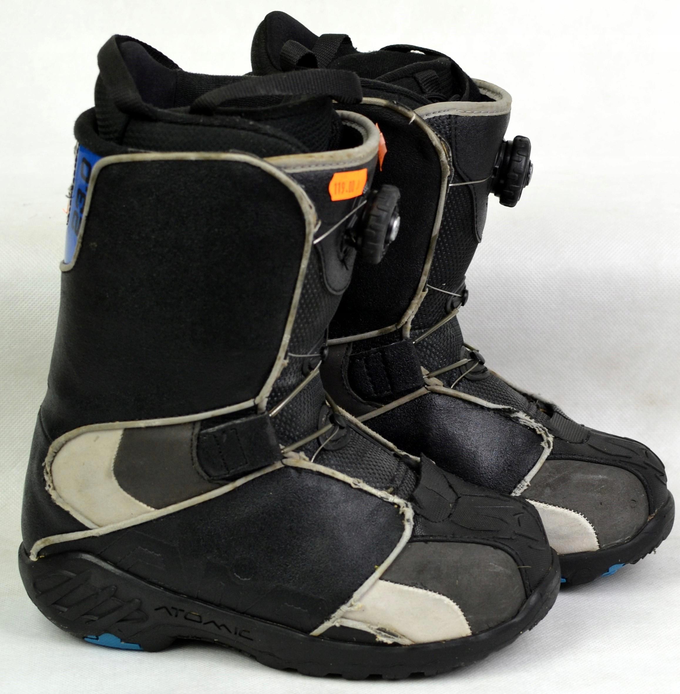 Buty snowboardowe ATOMIC 23 CM 36,5 EU BOA