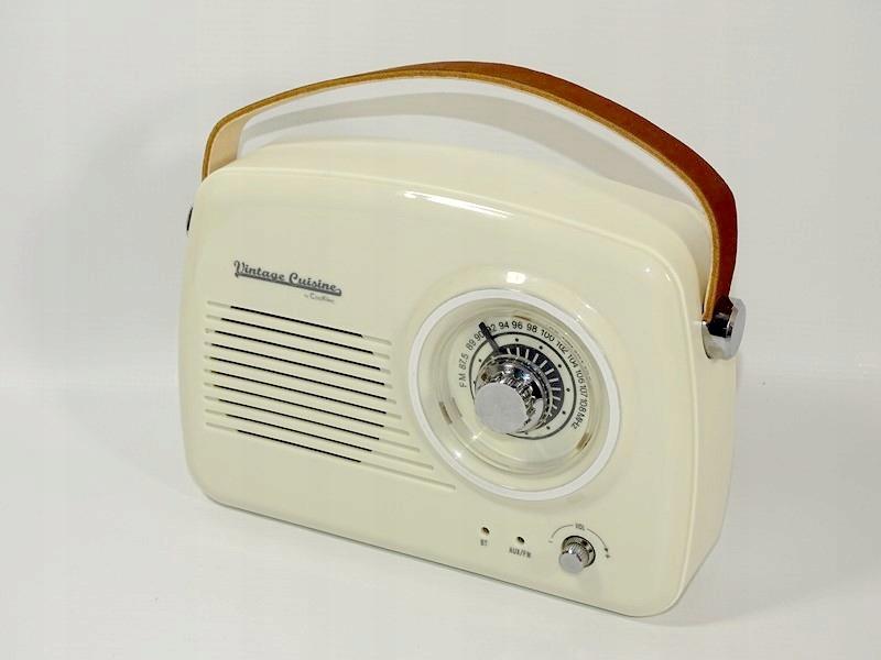 RADIO Z BLUETOOTH VINTAGE CUISINE POJM180666