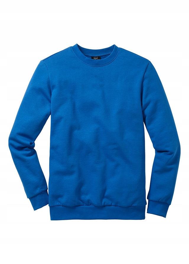 Bluza dresowa niebieski 56/58 (XL) 939366 bonprix