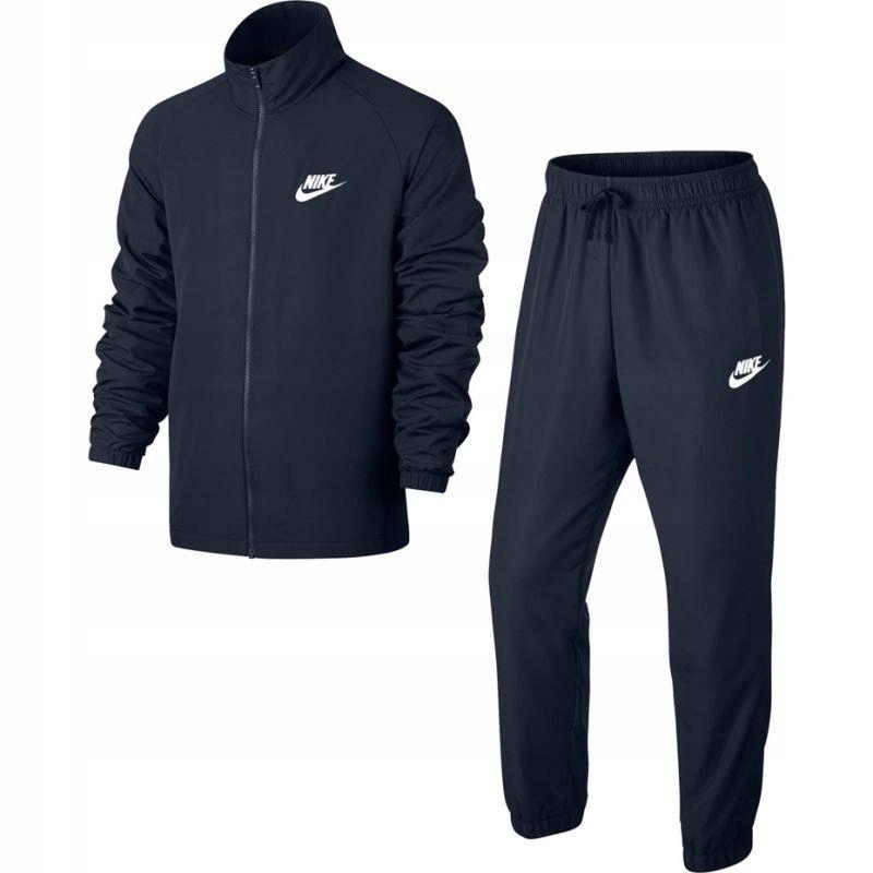 Dres Nike M NSW Track Suit Woven Basic M 861778-45