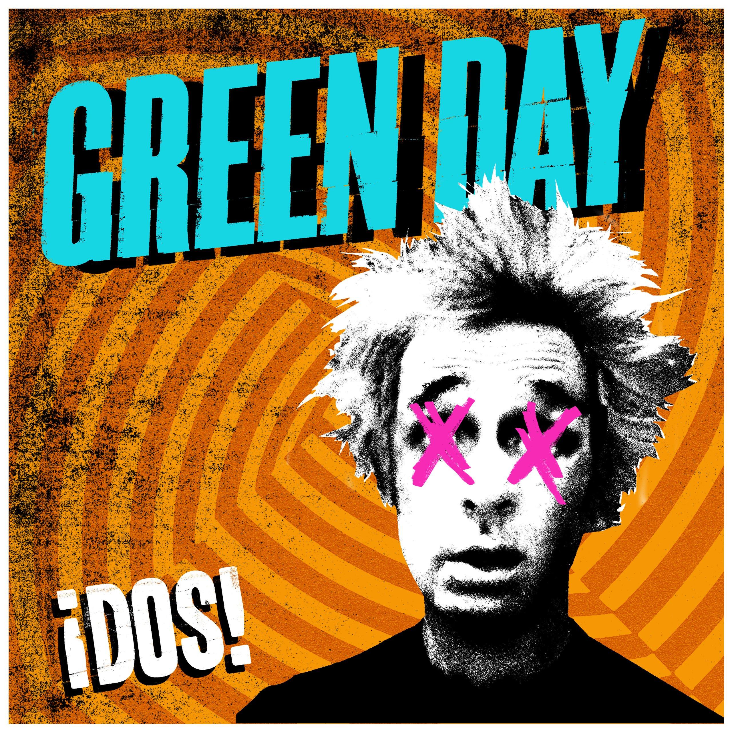 Green Day Dos! Płyta CD