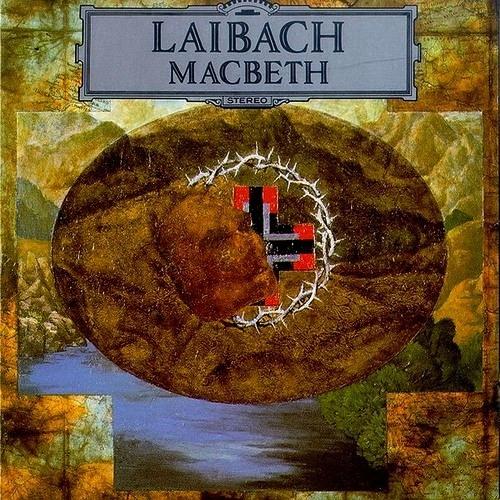 LAIBACH Macbeth ARCYDZIEŁO Niesamowity Album FOLIA