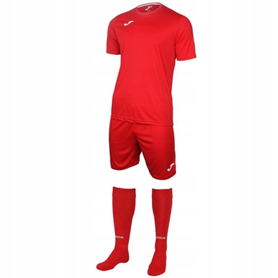 251d0dae82648 Komplet piłkarski Joma Combi 152 cm czerwony - 7035384645 ...