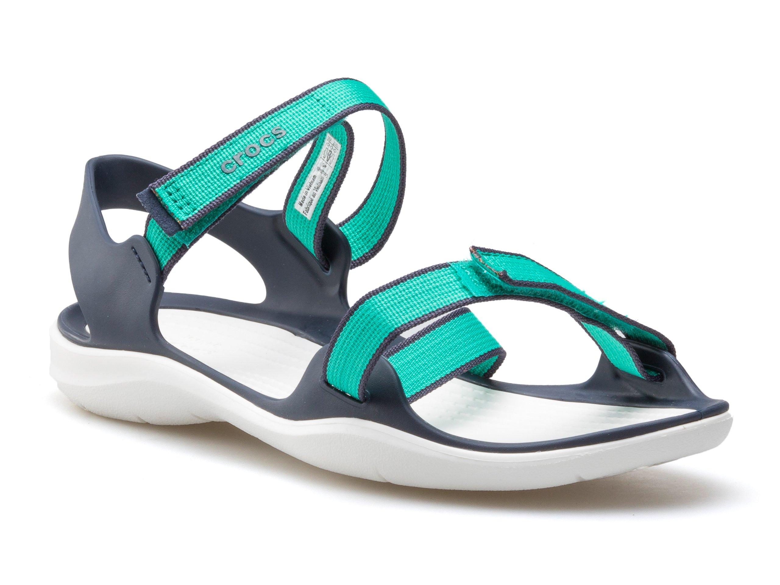 outlet na sprzedaż Kup online ujęcia stóp Sandały Crocs Swiftwater 204804-3N9 r. 41-42 - 7302463182 ...