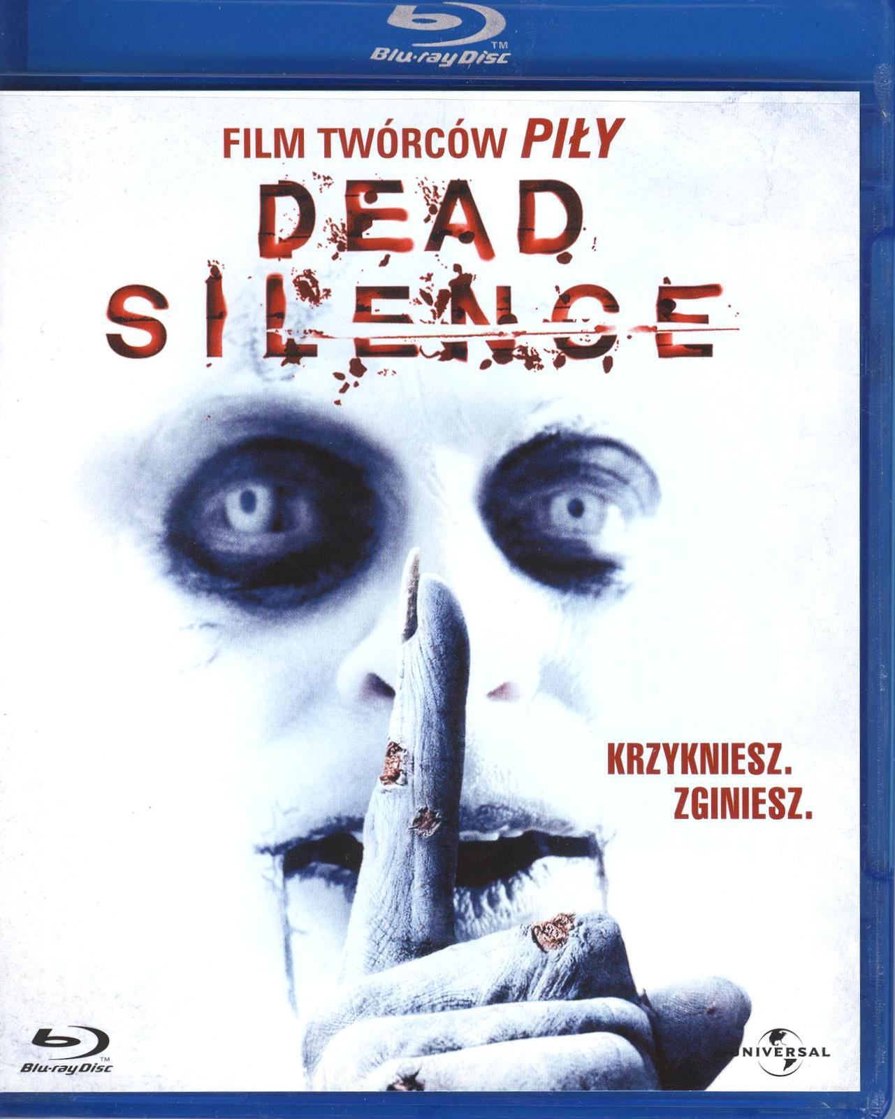 DEAD SILENCE BLU RAY