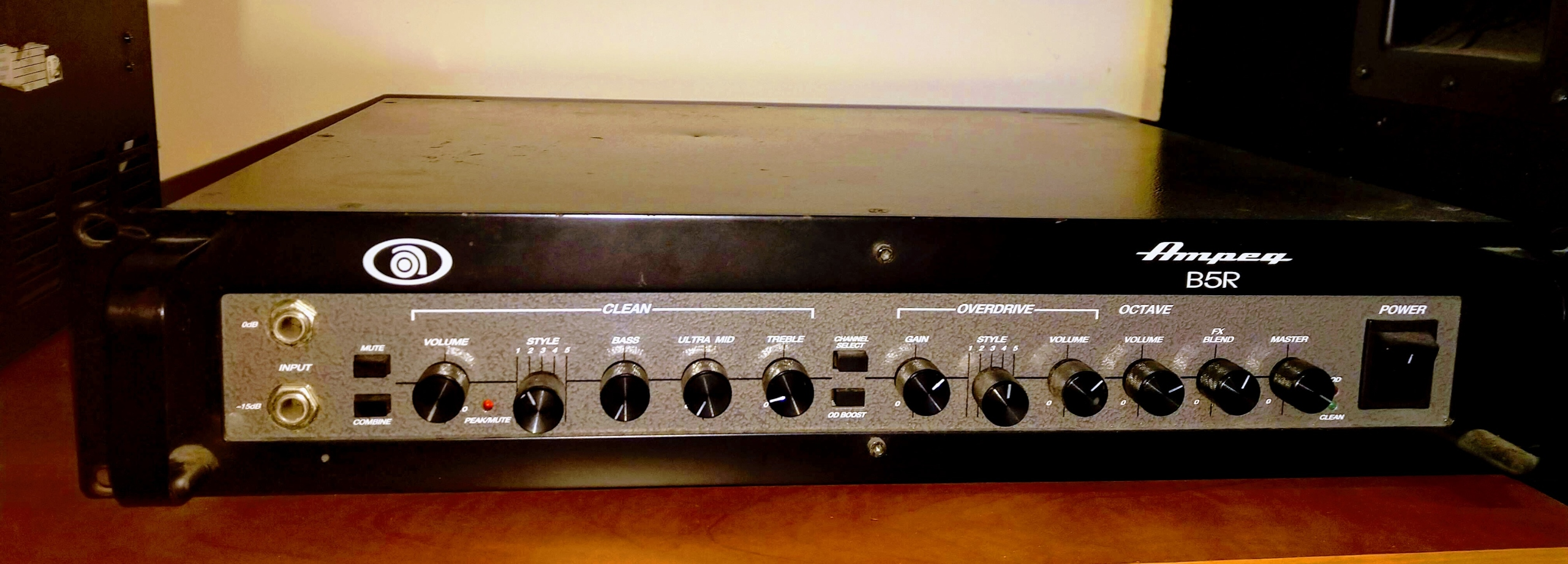 AMPEG B5R