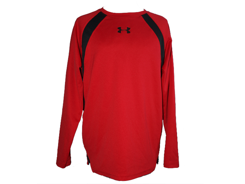 UNDER ARMOUR HEAT GEAR sportowa koszulka z USA r.M
