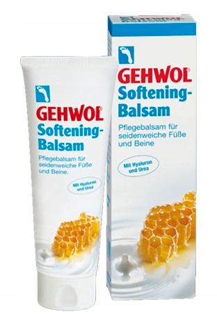 GEHWOL Softening Balsam zmiękczający 125ml,mocznik