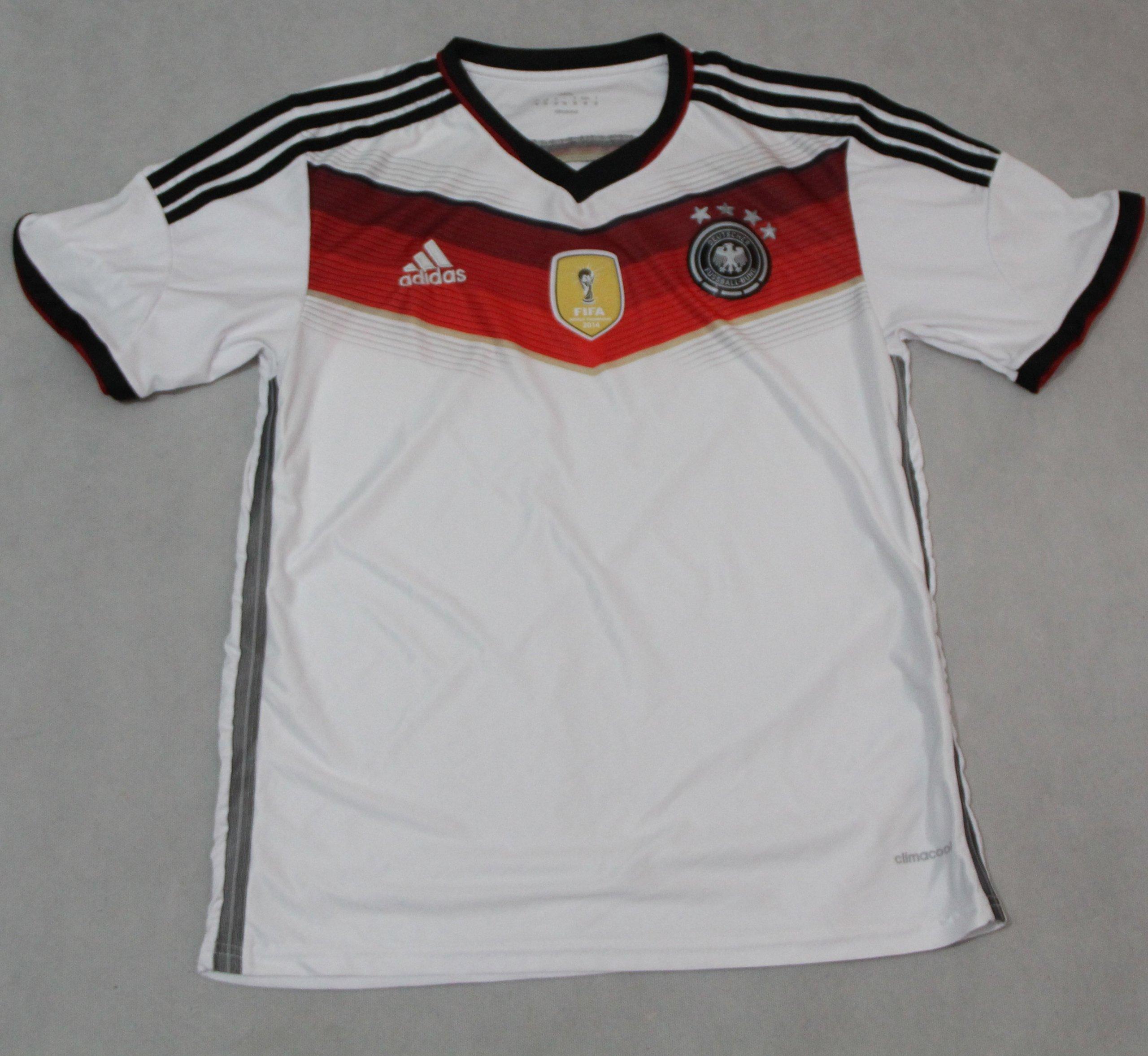 46a2952a53c2 Koszulka Reprezentacji Niemiec - 7299194731 - oficjalne archiwum allegro