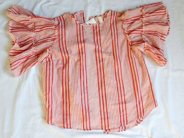 bluzka hiszpanka bawełna cienka na upał 44