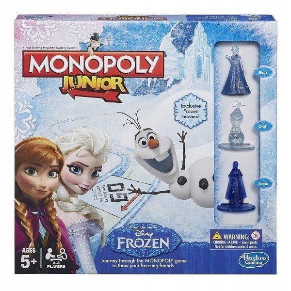 Monopoly Junior Frozen edition