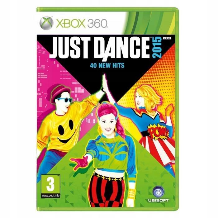 JUST DANCE 2015 XBOX 360 CYRKLAND