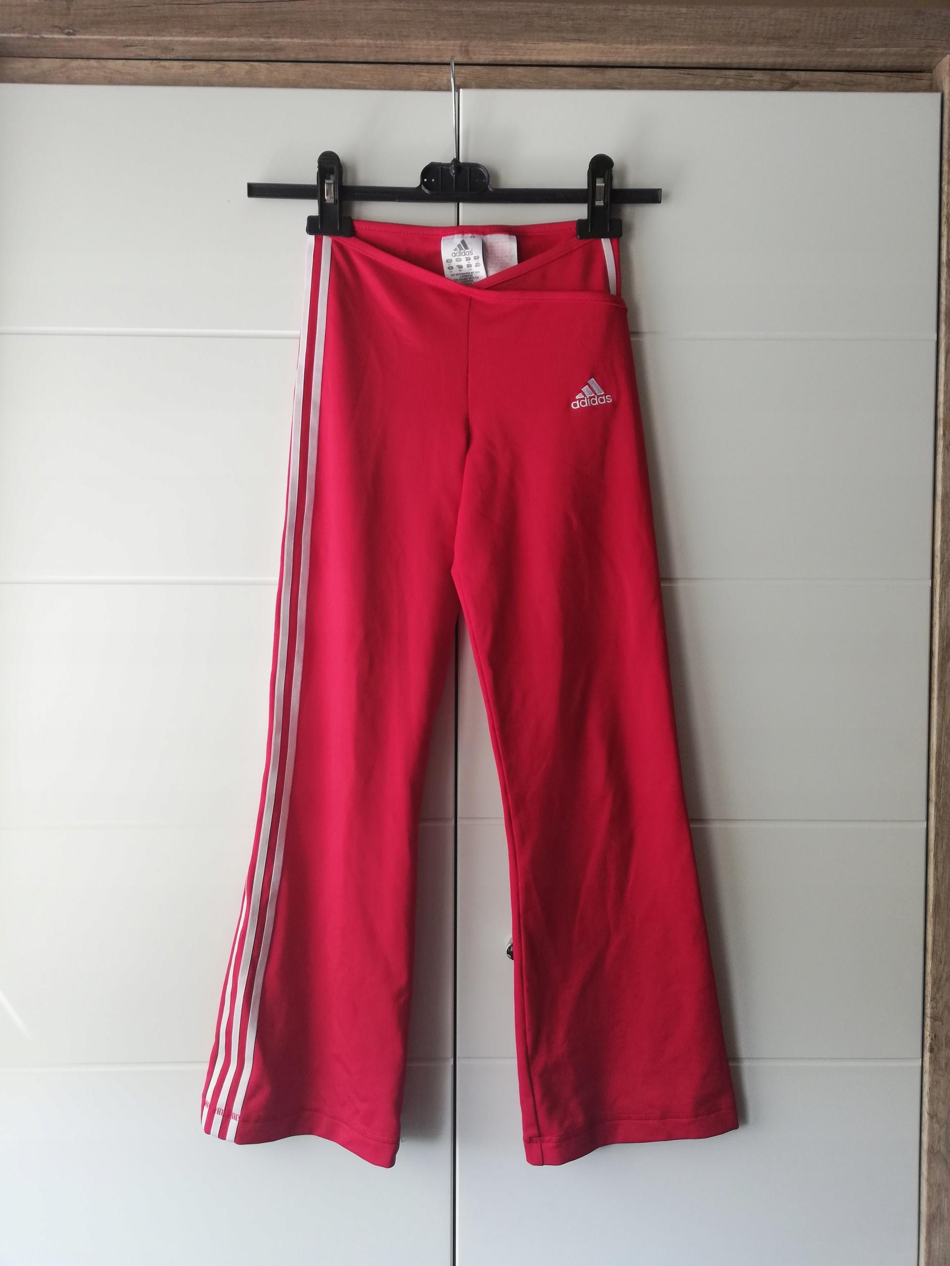 Spodnie Adidas 128