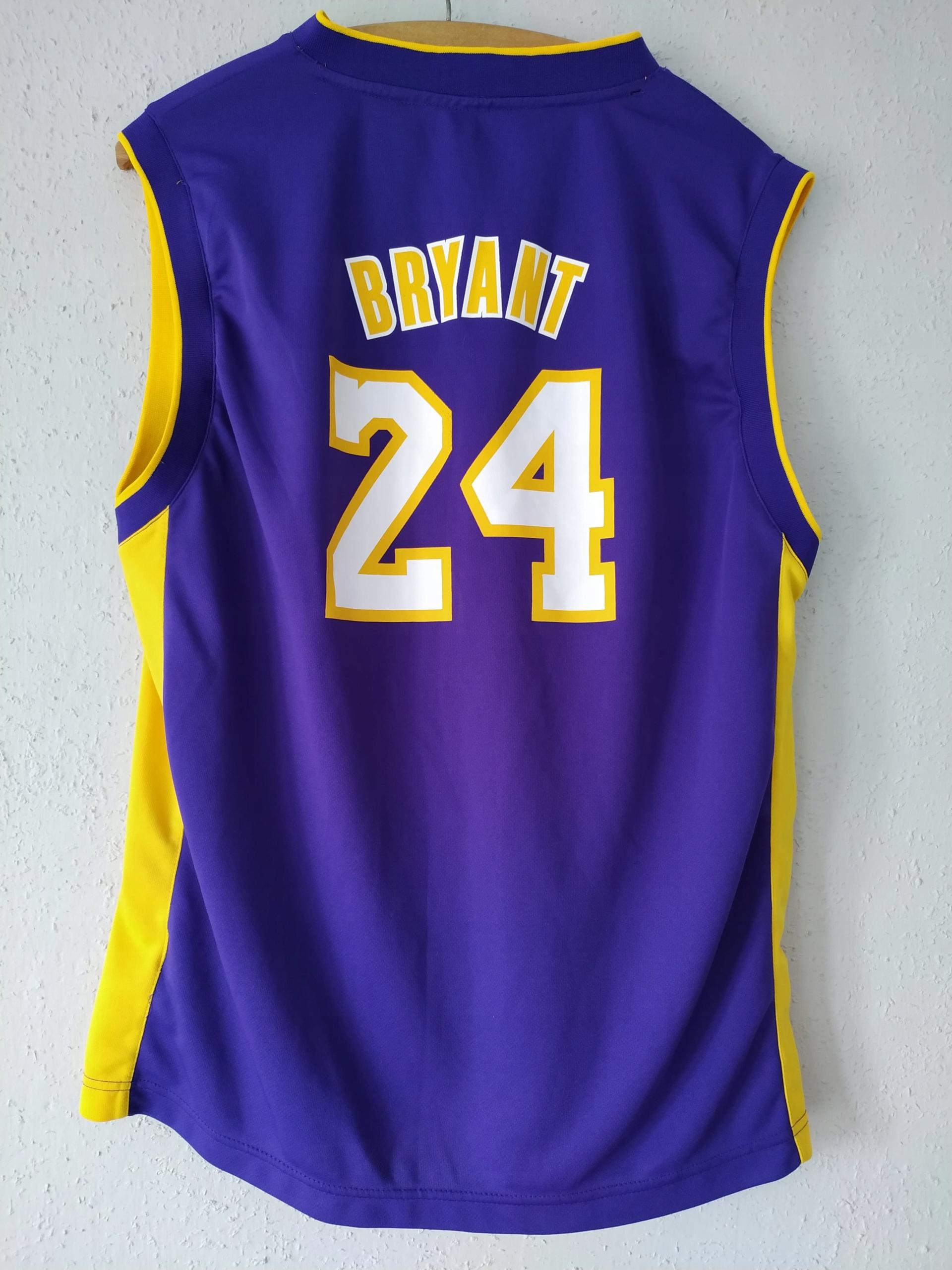Adidas NBA Lakers BRYANT 24 koszulka jak nowa XL
