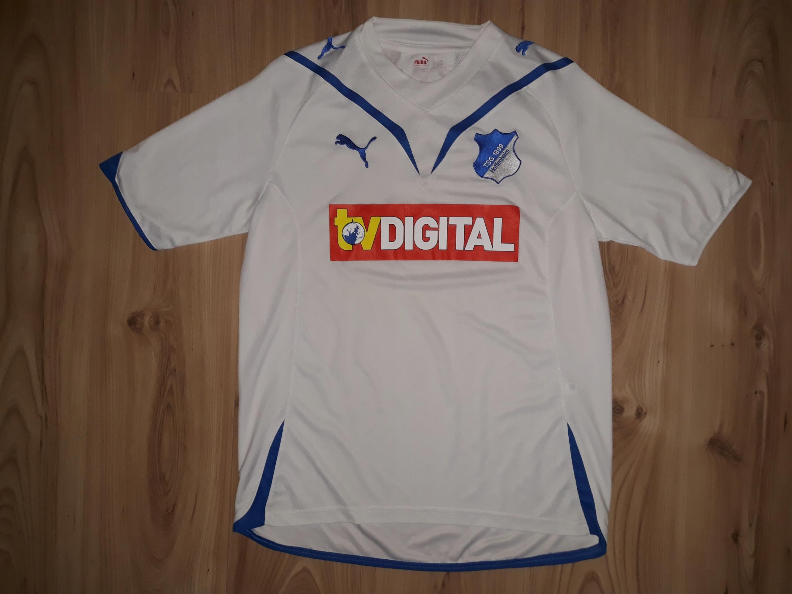 Koszulka Puma M TSG 1899 Hoffenheim Niemcy
