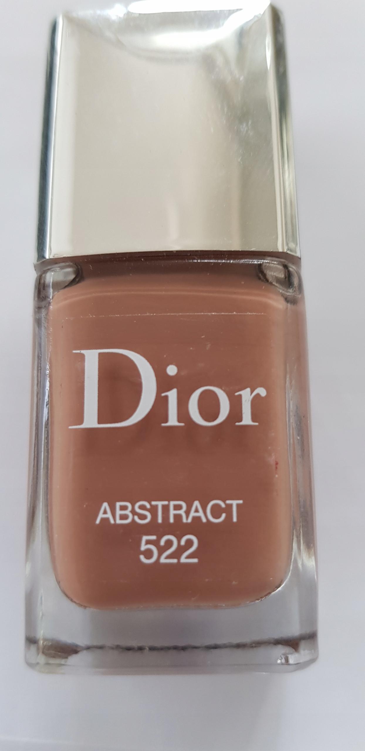 Dior Vernis Abstract 522 lakier do paznokci
