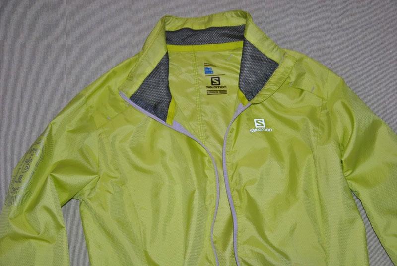 Salomon Agile kurtka cienka biegowa
