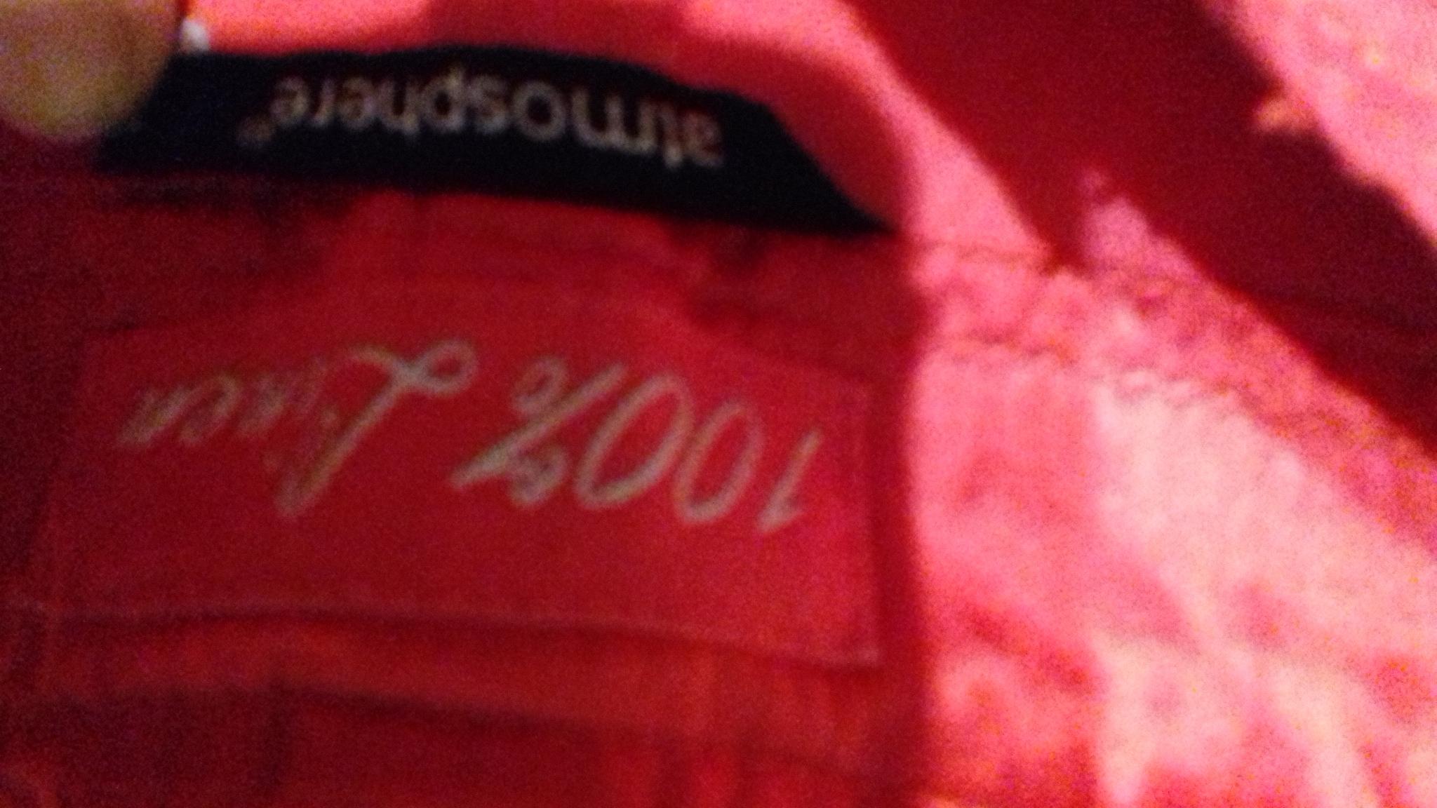 Spodnie lniane Atmosphere roz. L